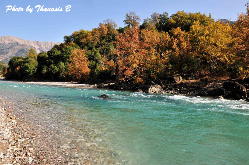14 Aheloos River Photo By Thanasis Bounas