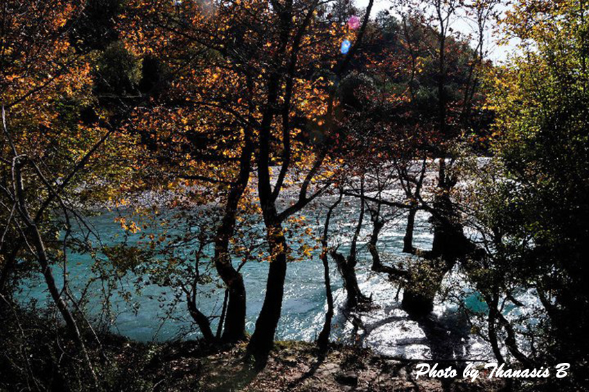 44 Aheloos River Photo By Thanasis Bounas