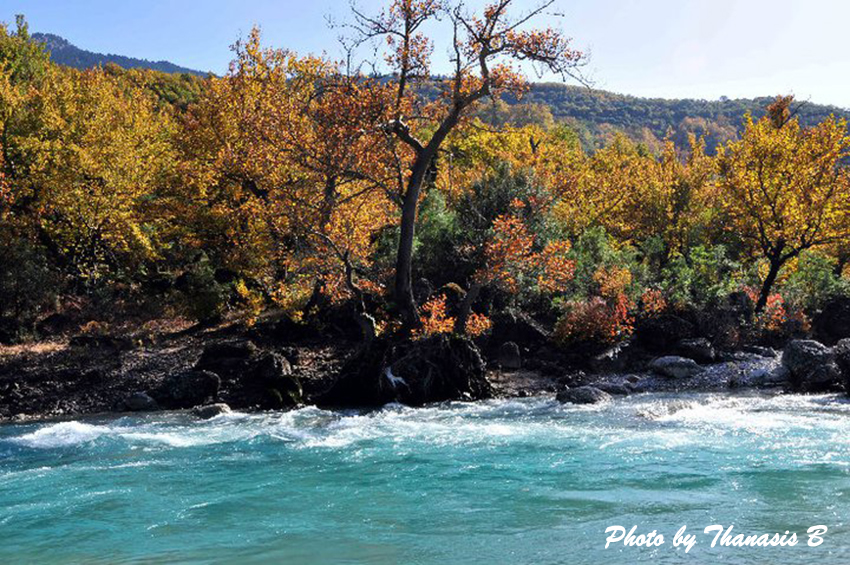 48 Aheloos River Photo By Thanasis Bounas