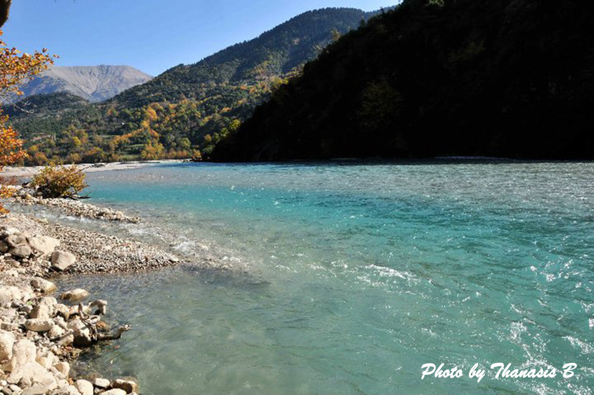 49 Aheloos River Photo By Thanasis Bounas