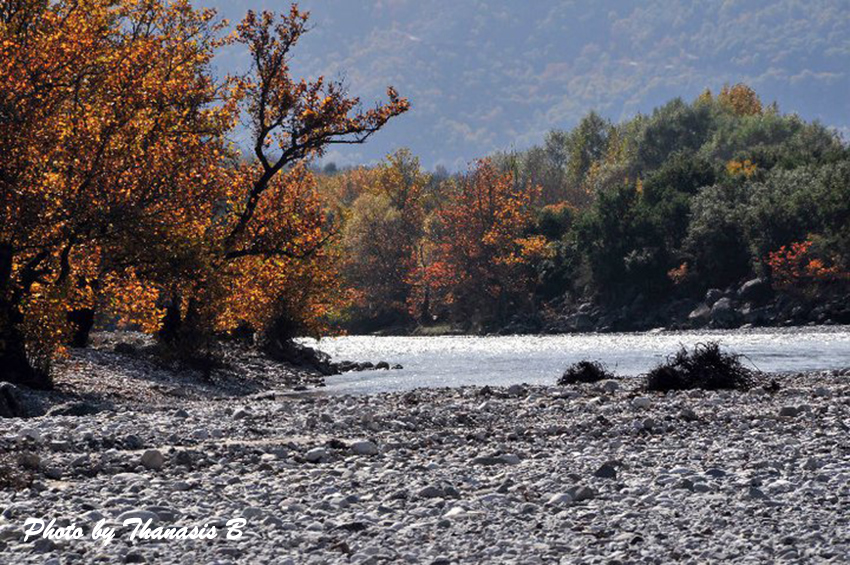 53 Aheloos River Photo By Thanasis Bounas