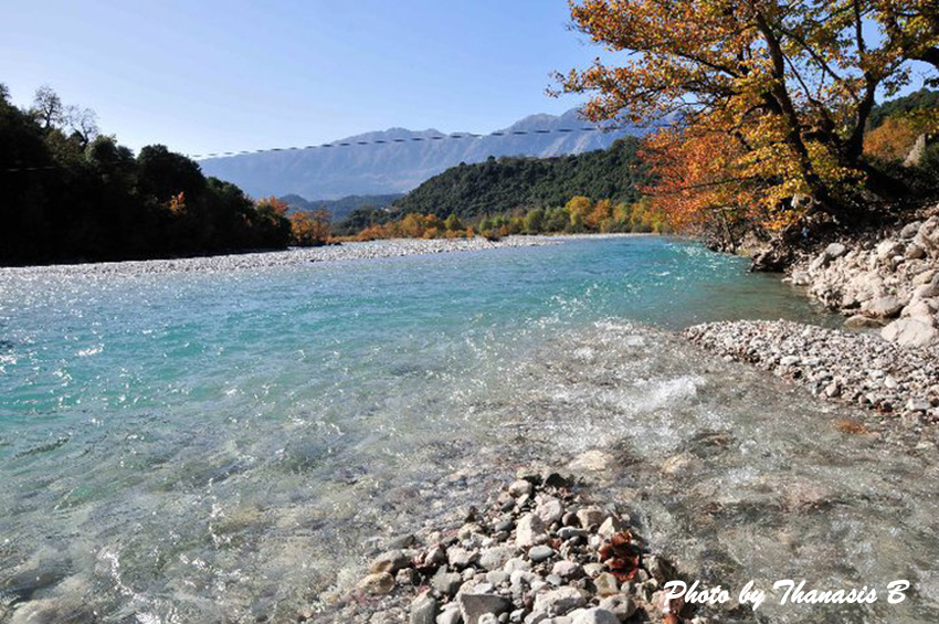54 Aheloos River Photo By Thanasis Bounas