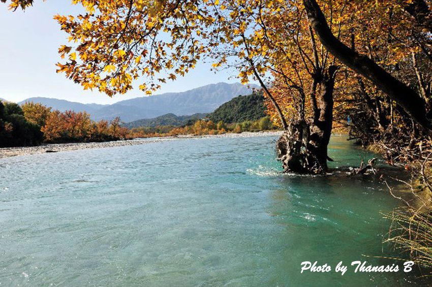 56 Aheloos River Photo By Thanasis Bounas