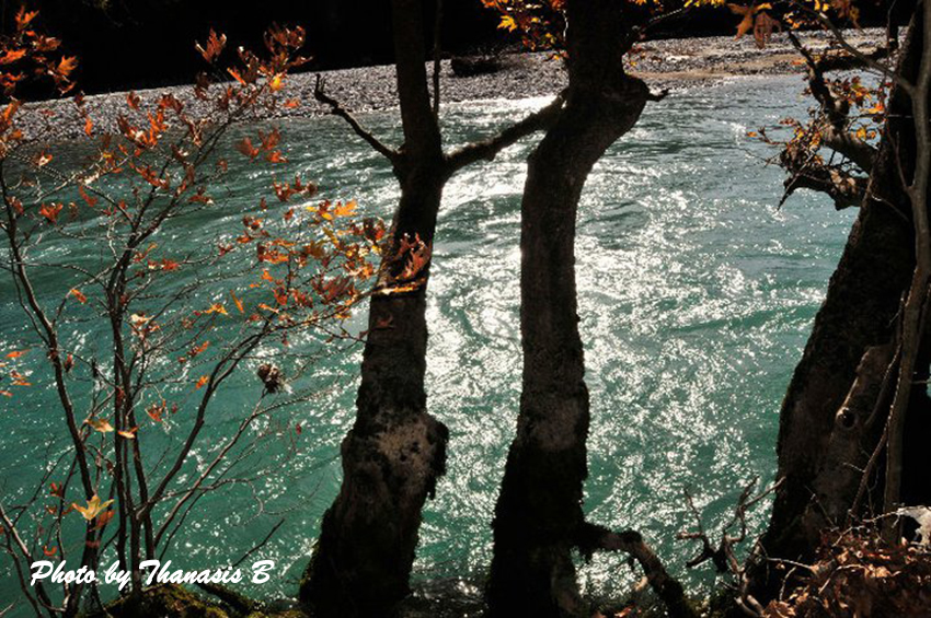 60 Aheloos River Photo By Thanasis Bounas