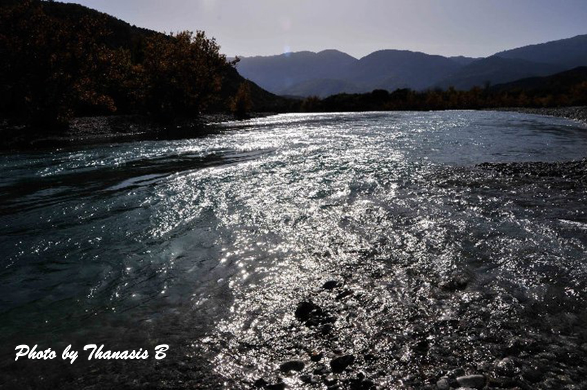 61 Aheloos River Photo By Thanasis Bounas