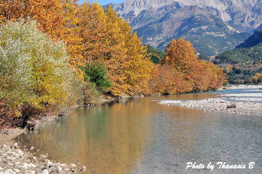 62 Aheloos River Photo By Thanasis Bounas