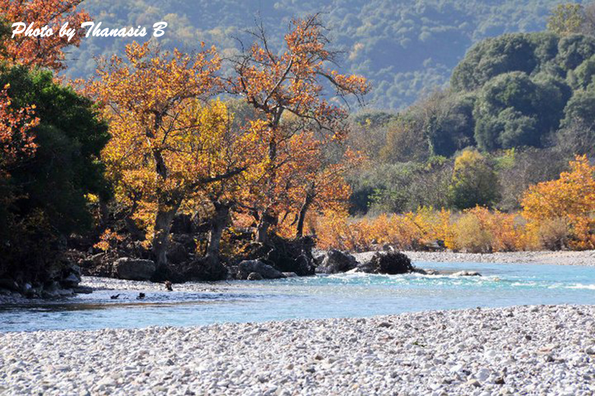 68 Aheloos River Photo By Thanasis Bounas