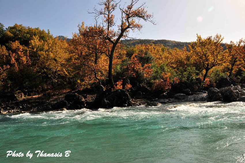 70 Aheloos River Photo By Thanasis Bounas