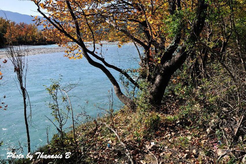 71 Aheloos River Photo By Thanasis Bounas