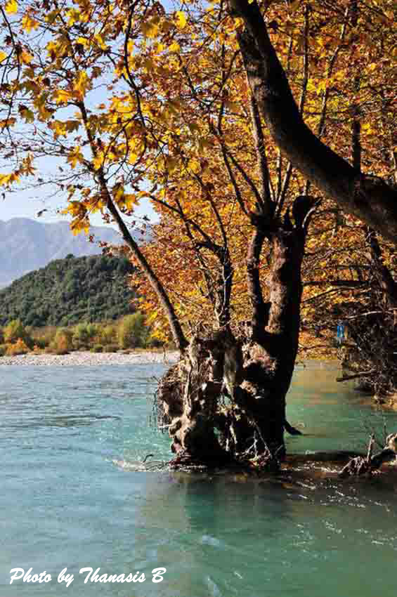 73 Aheloos River Photo By Thanasis Bounas