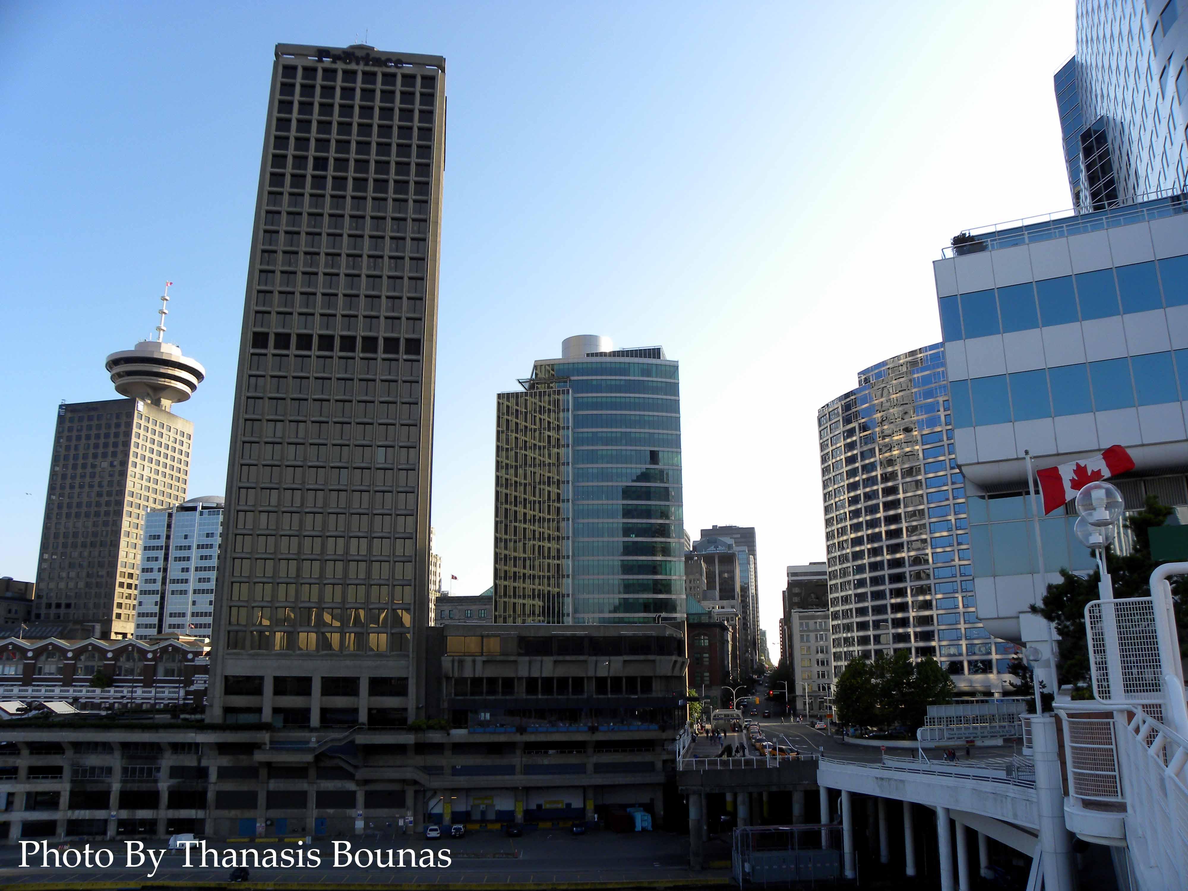 25 Downtown Vancouver Beautiful British Columbia Photo By Thanasis Bounas