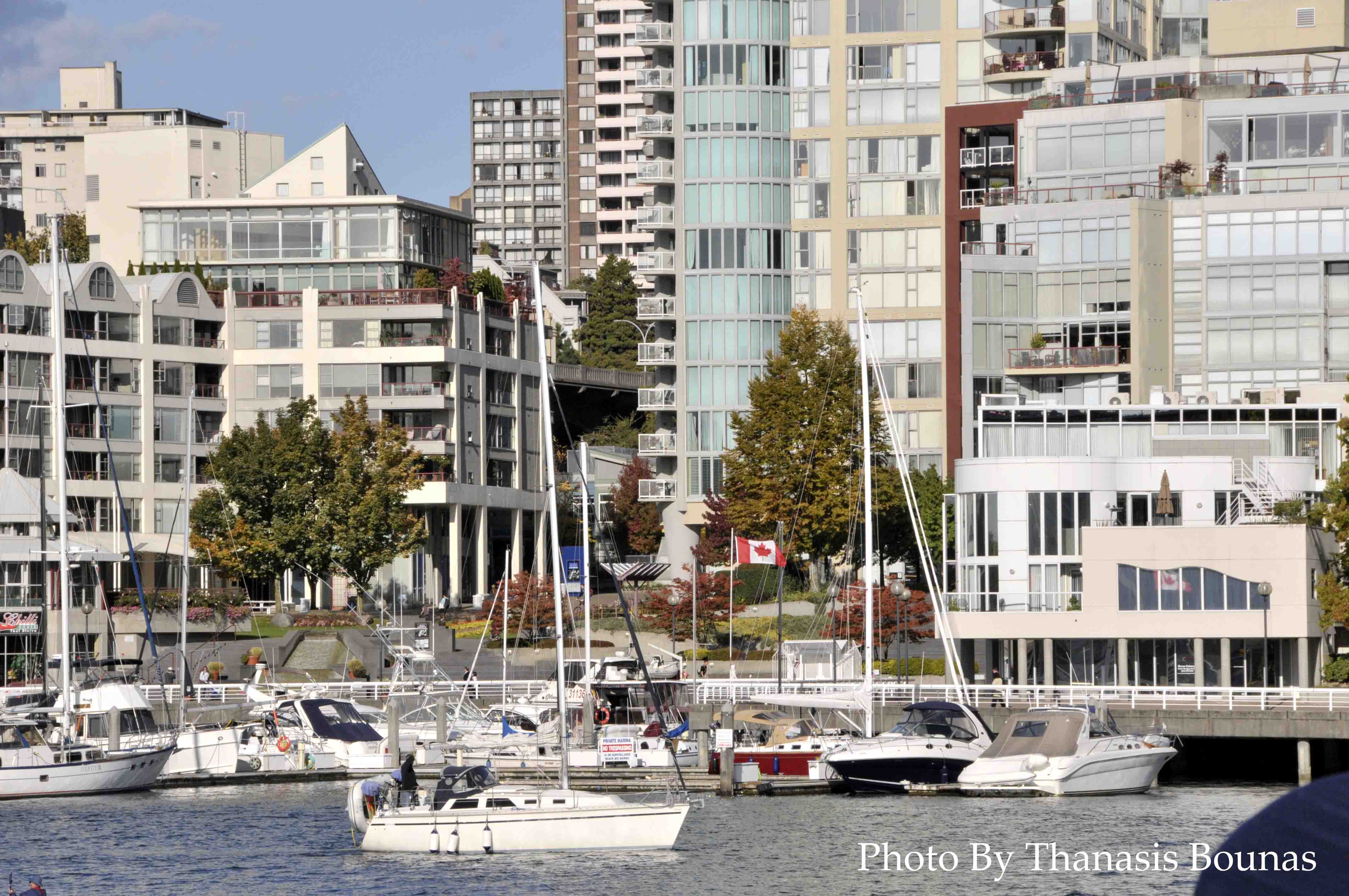 13 Granville Island Beautiful British Columbia Photo By Thanasis Bounas