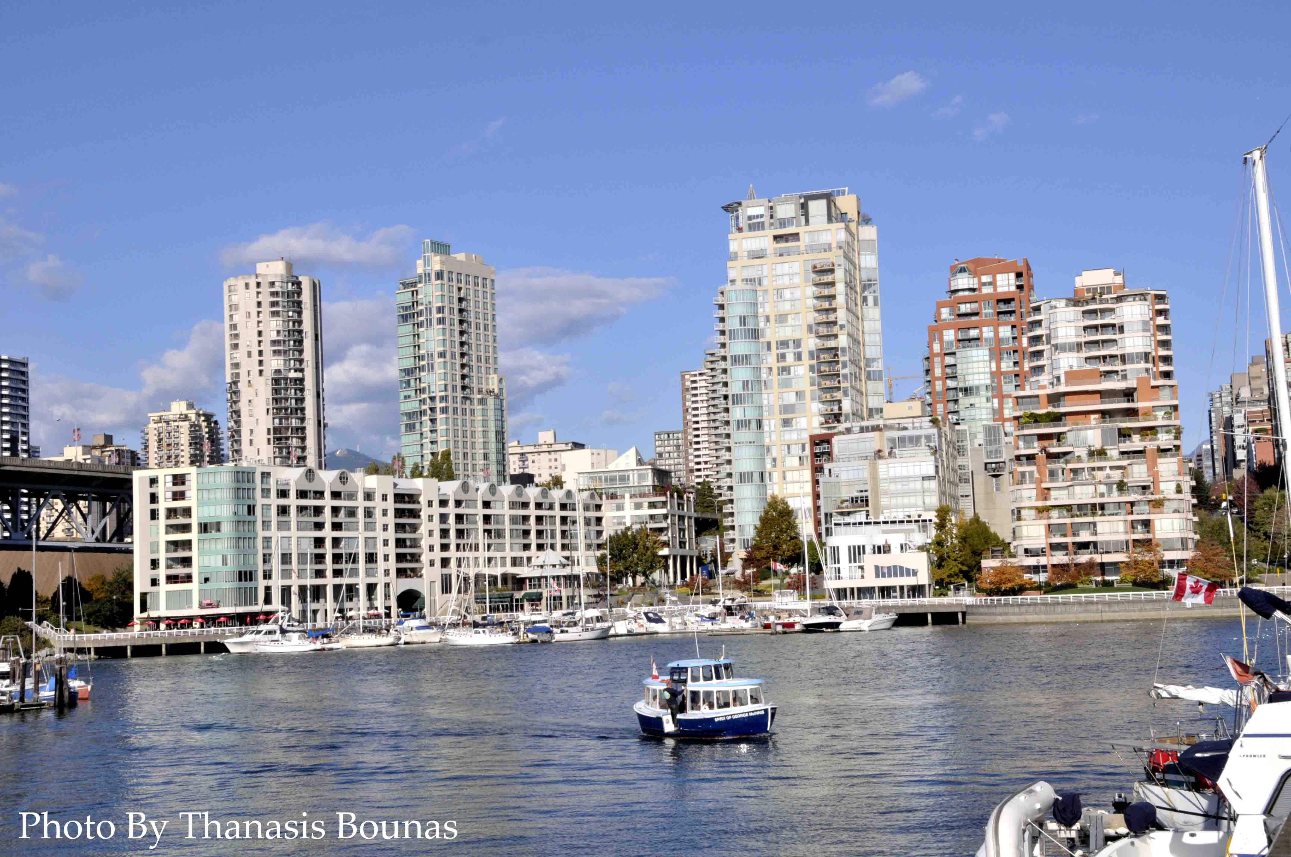 19 Granville Island Beautiful British Columbia Photo By Thanasis Bounas