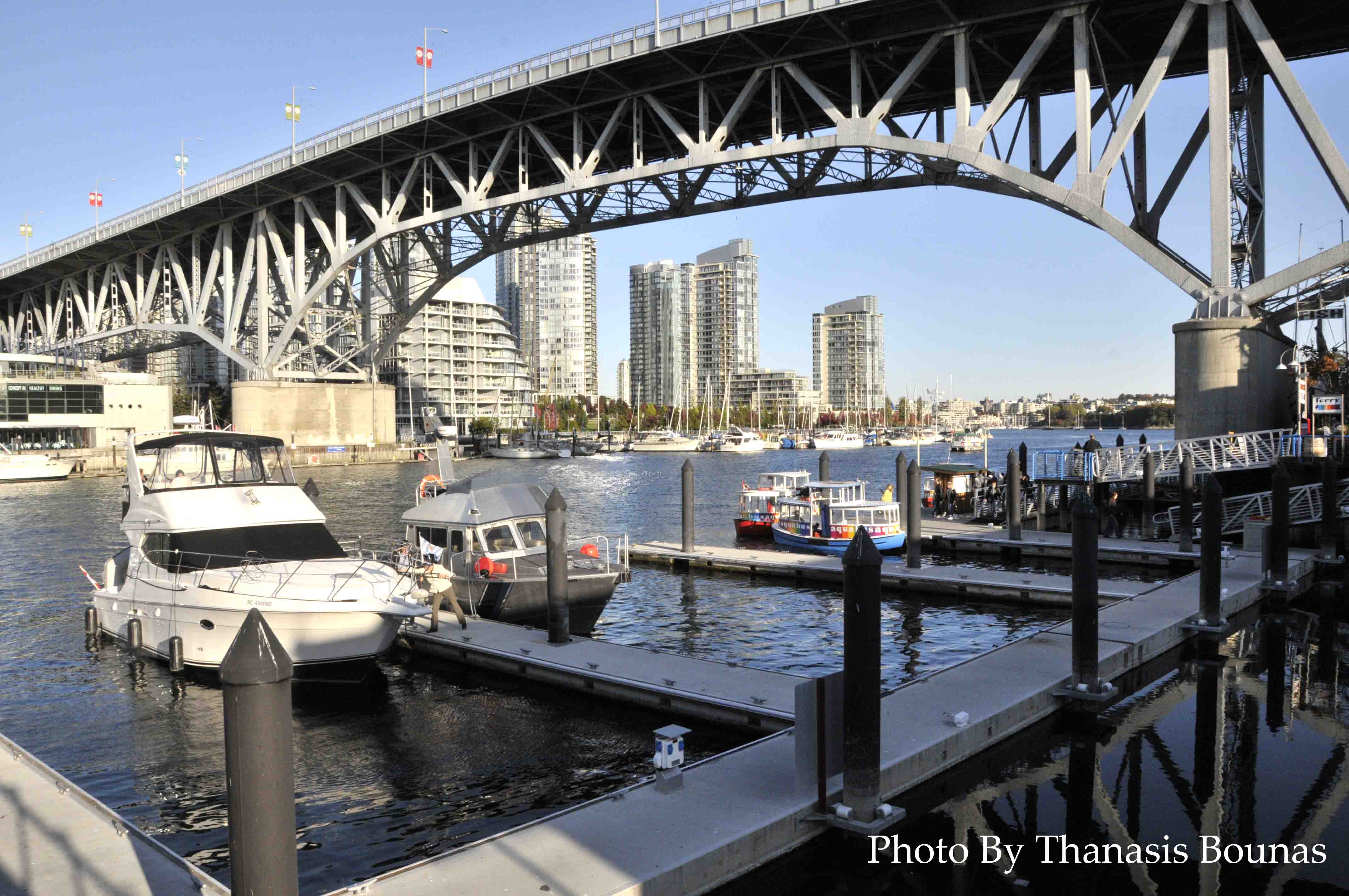 2 Granville Island Beautiful British Columbia Photo By Thanasis Bounas