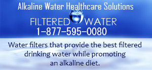 Alkaline Water Healthcare Solutions