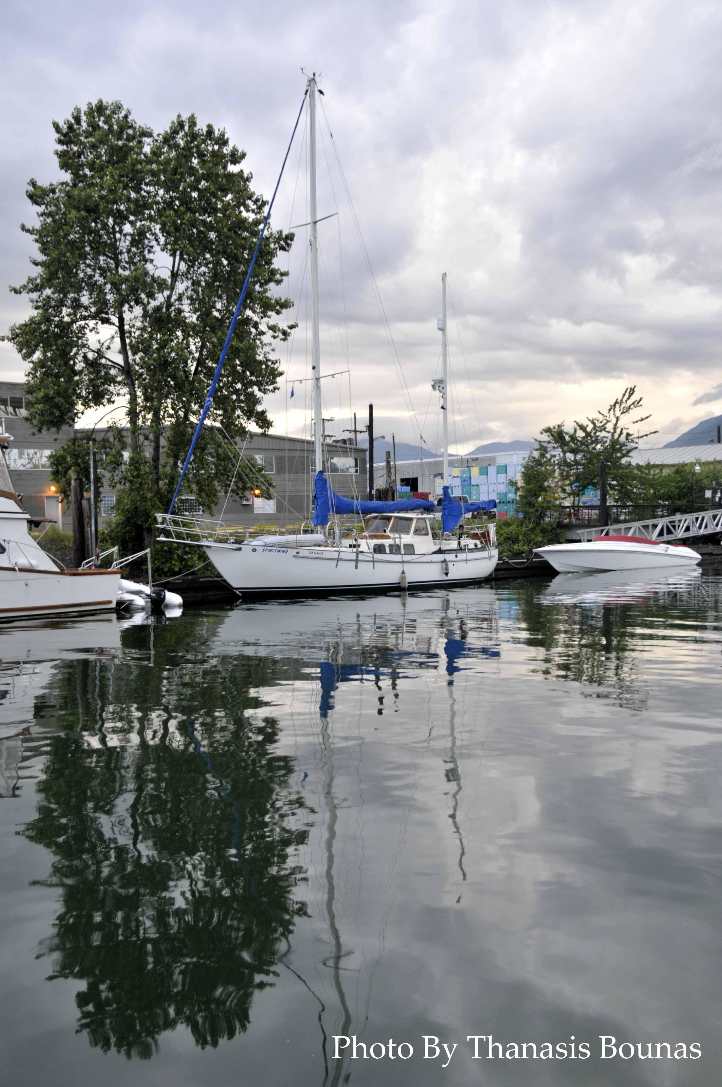 43 North Vancouver Beautiful British Columbia Photo By Thanasis Bounas