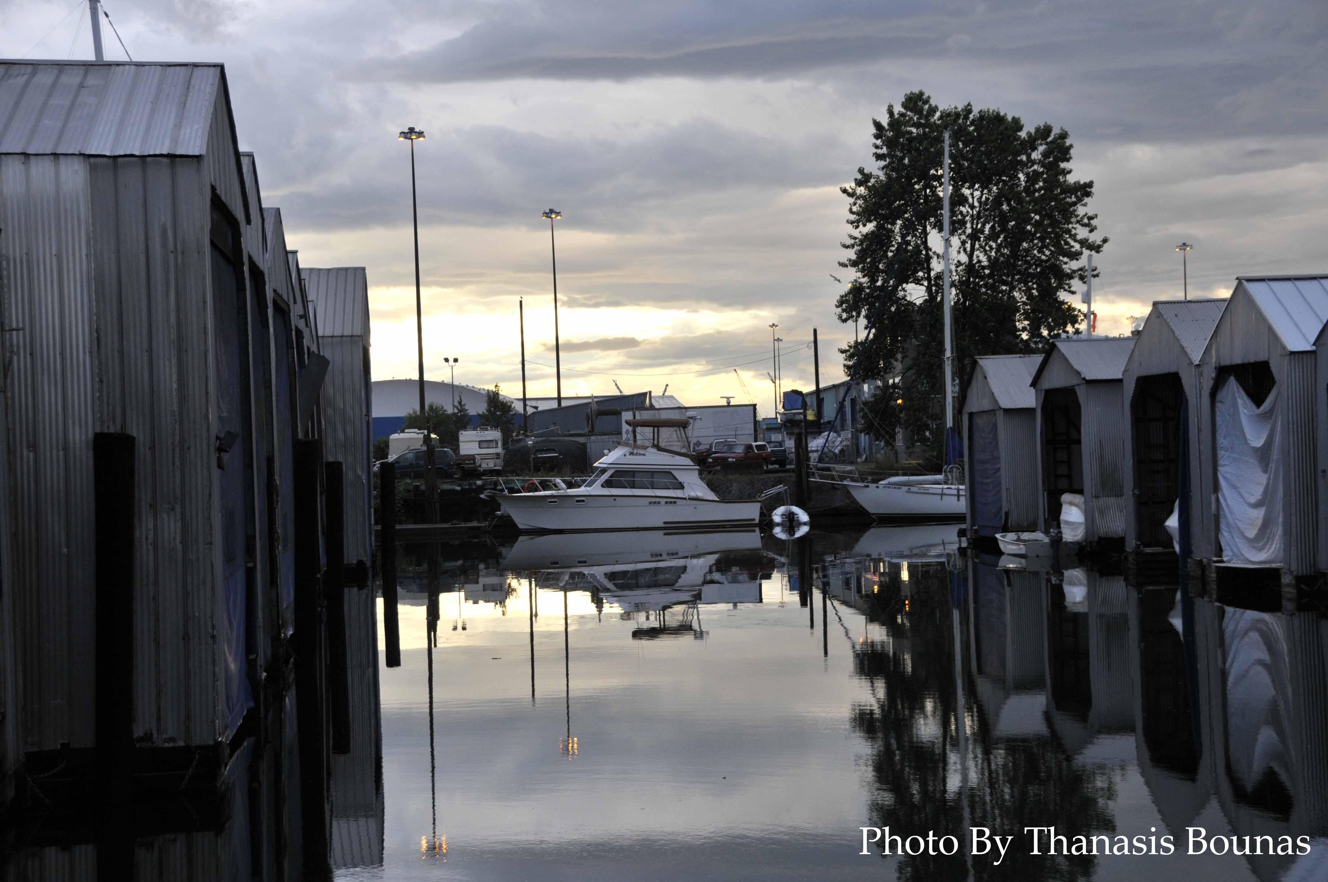53 North Vancouver Beautiful British Columbia Photo By Thanasis Bounas